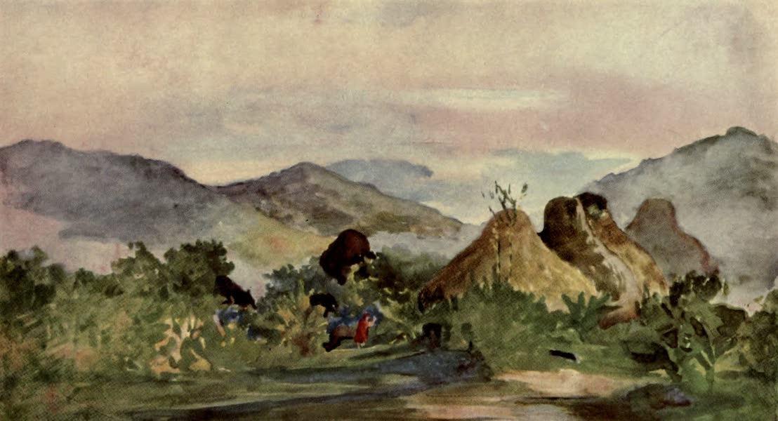 Reminiscences of the South Seas - Beginning of Village Dawn, Matakula, Fiji (1912)