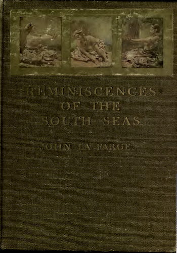 California Digital Library - Reminiscences of the South Seas