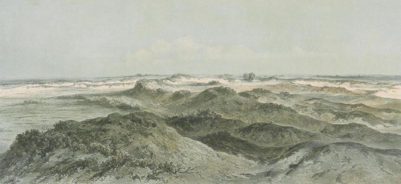 Results of a Scientific Mission to India and High Asia Atlas - The Drift Sands in the Interior of the Sindh Sager Duab Panjab (1866)
