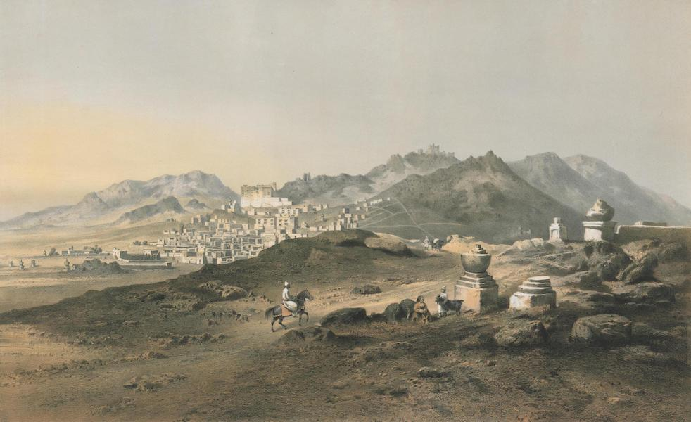 Results of a Scientific Mission to India and High Asia Atlas - Leh the Capital of Ladak in Western Tibet (1866)