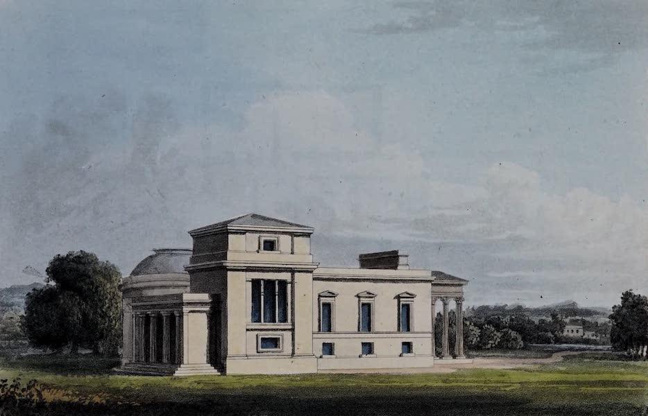 Retreats : A Series of Designs - Irregular House (1827)