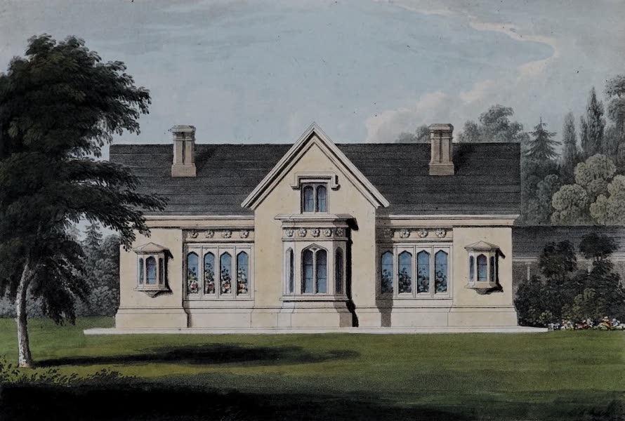 Retreats : A Series of Designs - Gothic Villa (1827)
