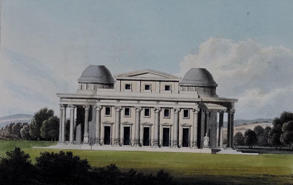 Retreats : A Series of Designs - Ionic Villa [I] (1827)