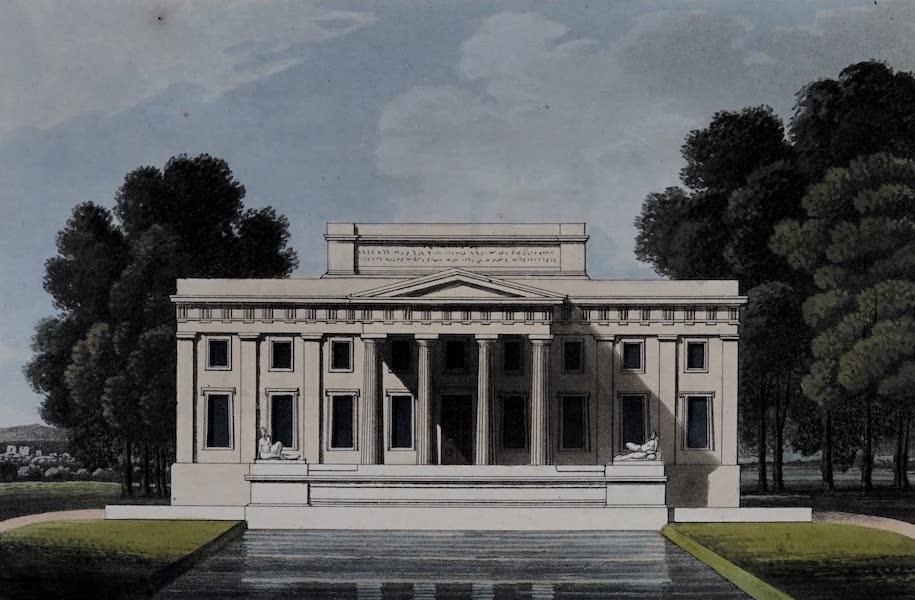 Retreats : A Series of Designs - Doric Villa (1827)