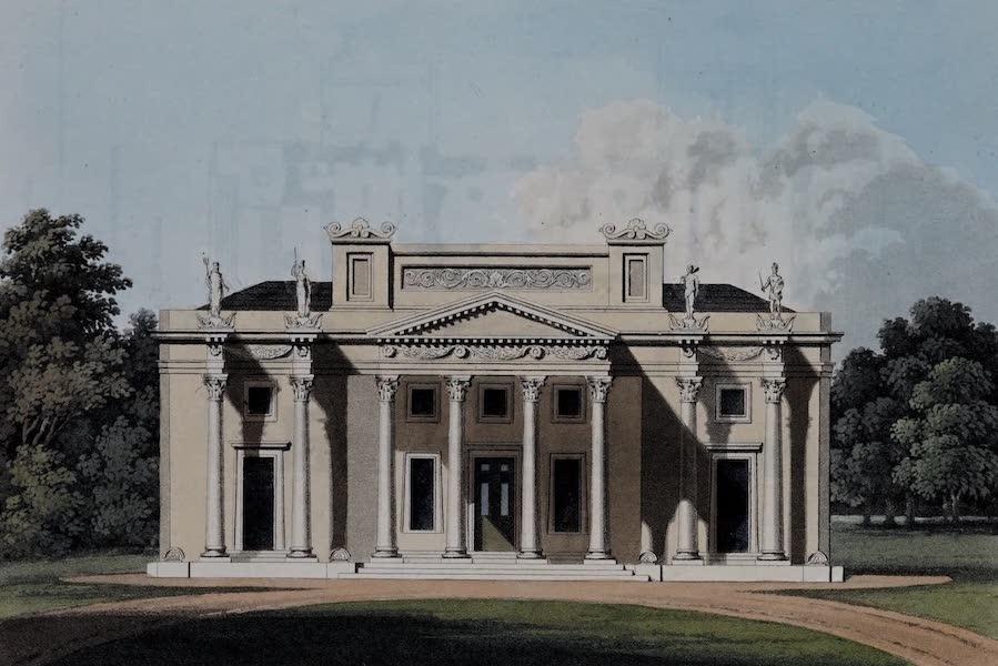 Retreats : A Series of Designs - Corinthian Villa (1827)