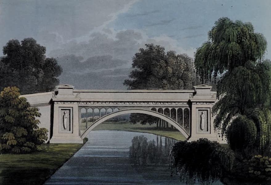 Retreats : A Series of Designs - Bridge (1827)