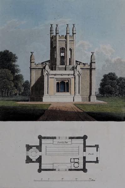 Retreats : A Series of Designs - Private Chapel (1827)