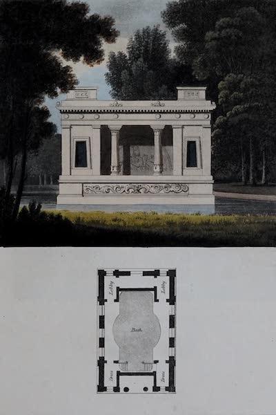 Retreats : A Series of Designs - Bath (1827)