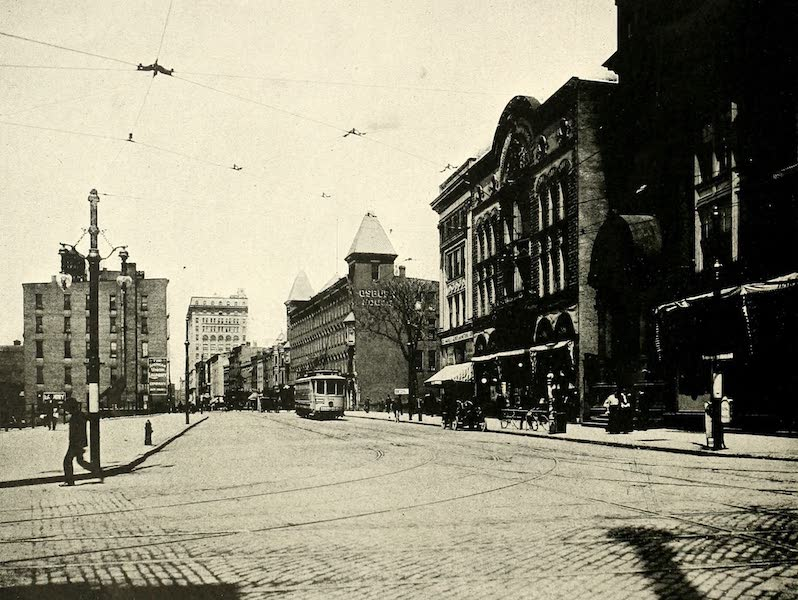 Rochester, the Flower City - South Avenue (1905)