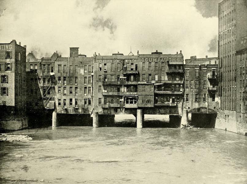 Rochester, the Flower City - Main Street Bridge (1905)