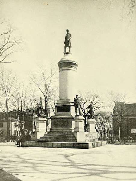 Rochester, the Flower City - Soldiers and Sailors Monument (1905)