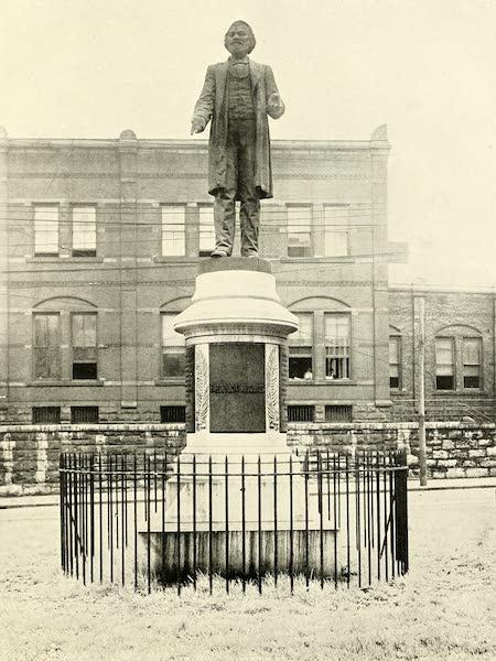 Rochester, the Flower City - Douglass Monument (1905)