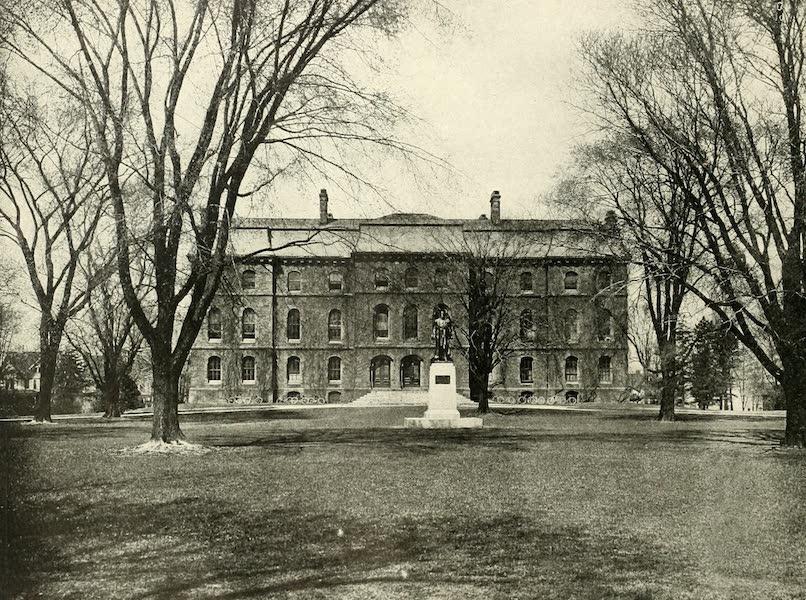 Rochester, the Flower City - Rochester University (1905)