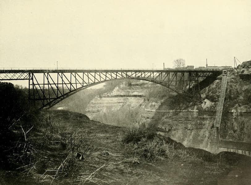 Rochester, the Flower City - Driving Park Avenue Bridge (1905)