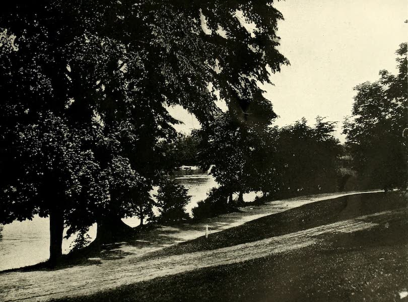 Rochester, the Flower City - View in Genesee Valley Park (1905)