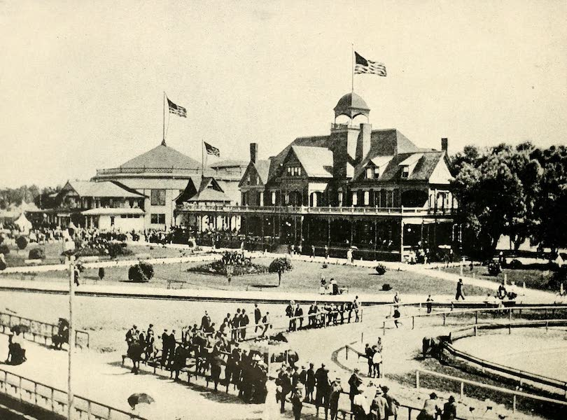 Rochester, the Flower City - Hotel Ontario and Ontario Beach (1905)