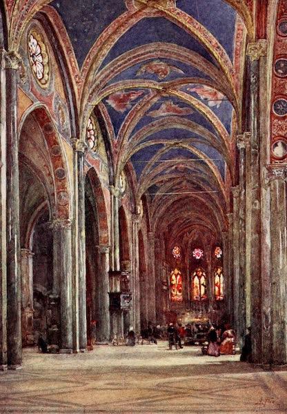 Rome, Painted and Described - Santa Maria Minerva (1905)