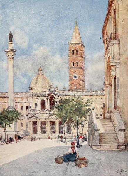 Rome, Painted and Described - Santa Maria Maggiore (1905)