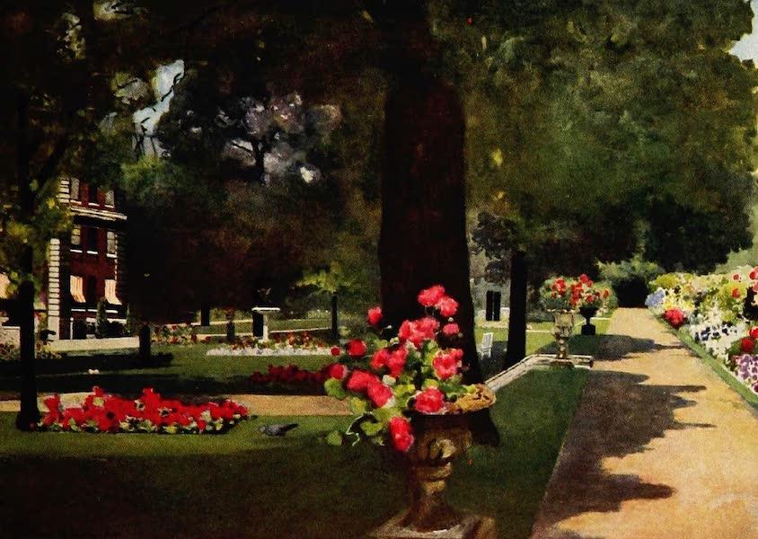 Royal Palaces and Gardens - Marlborough House (1916)