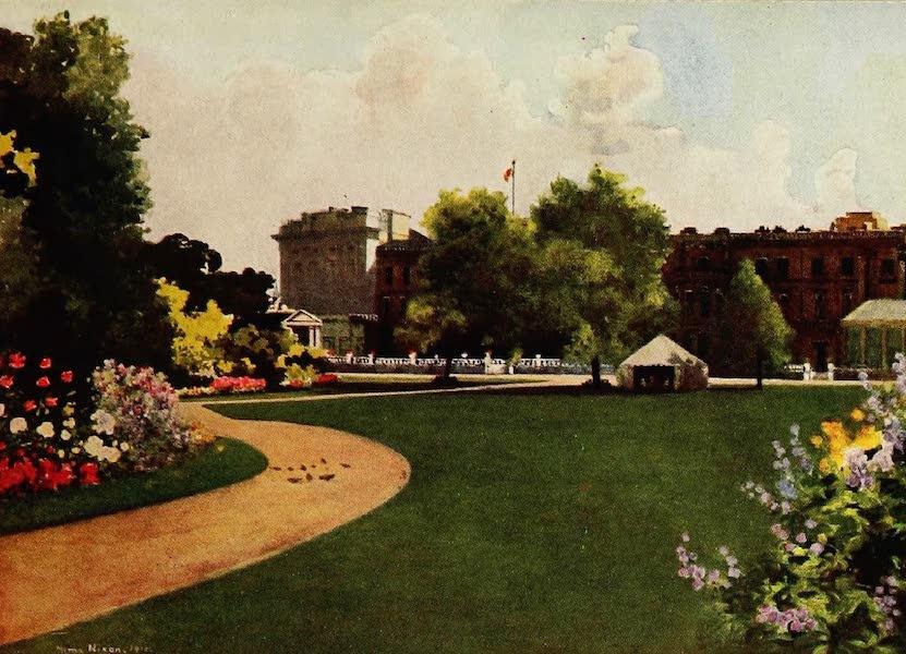 Royal Palaces and Gardens - Buckingham Palace (1916)