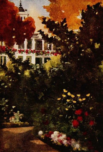 Royal Palaces and Gardens - Villa Hvidore (1916)