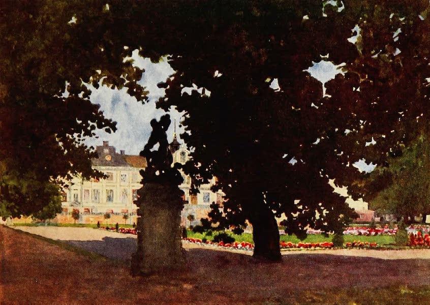Royal Palaces and Gardens - Drottningholm Castle (1916)