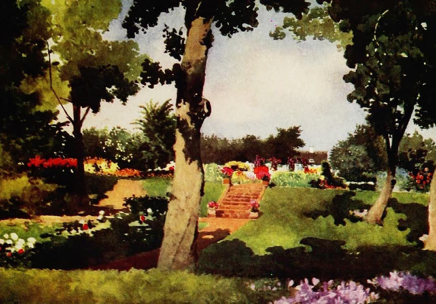 Royal Palaces and Gardens - Chateau Sofiero (1916)