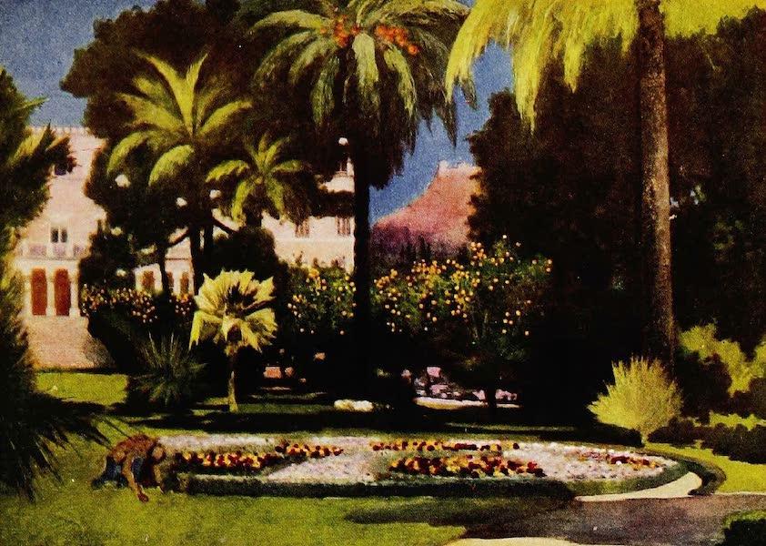 Royal Palaces and Gardens - The Royal Palace, Athens (1916)
