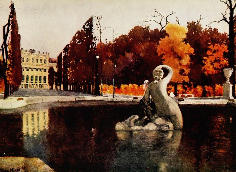 Royal Palaces and Gardens - The Palace, Schonbrunn (1916)