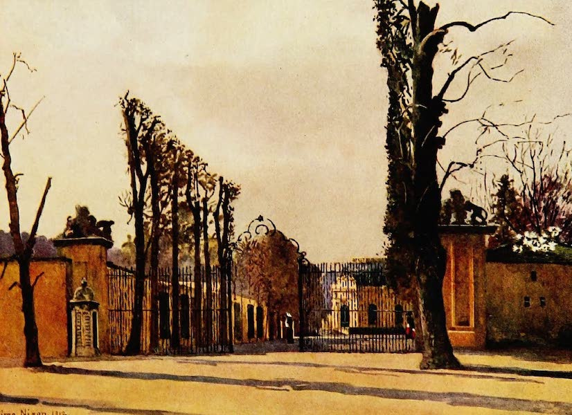 Royal Palaces and Gardens - The Menagerie, Schonbrunn (1916)