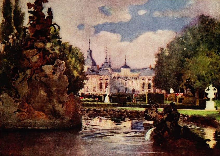 Royal Palaces and Gardens - La Granja (1916)