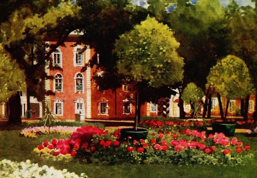 Royal Palaces and Gardens - The Palace, Peterhof (1916)