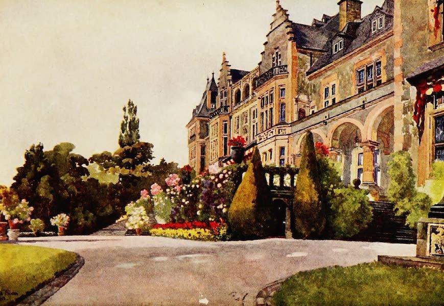 Royal Palaces and Gardens - Schloss Friedrichshof (1916)