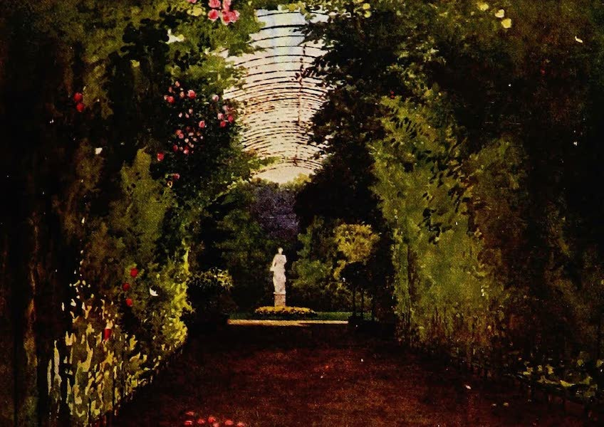 Royal Palaces and Gardens - The Berceau, Het Loo (1916)