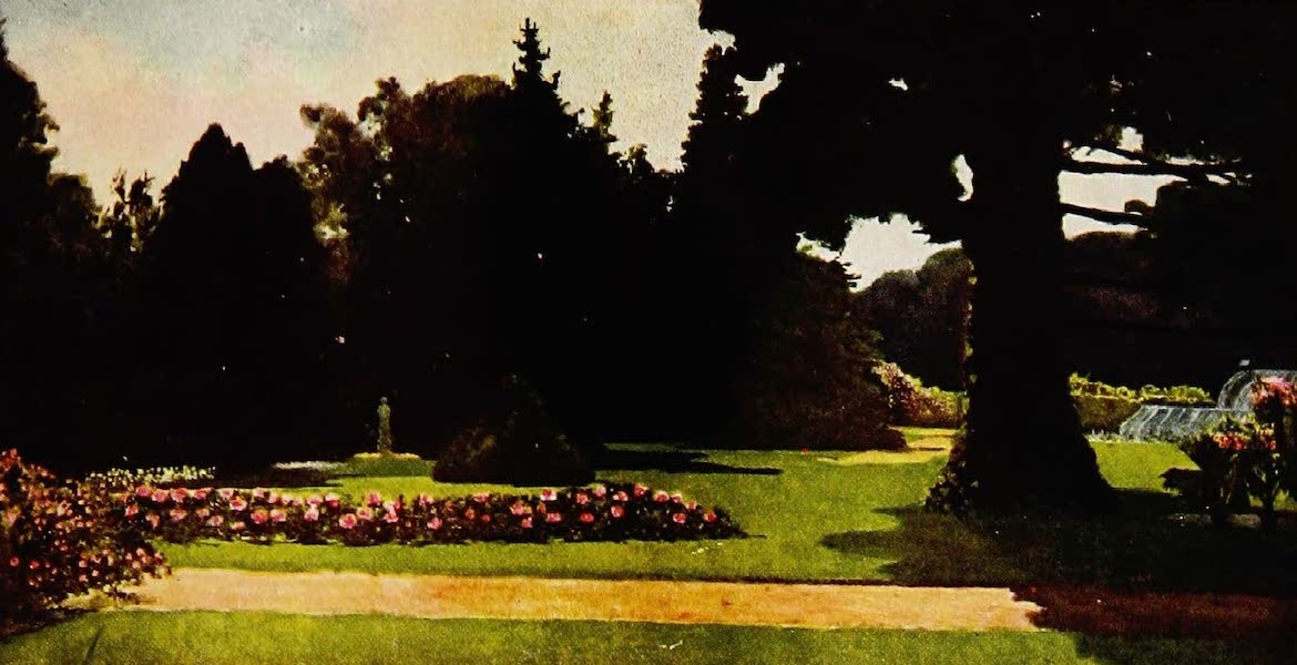 Royal Palaces and Gardens - The Palace Gardens, Het Loo (1916)
