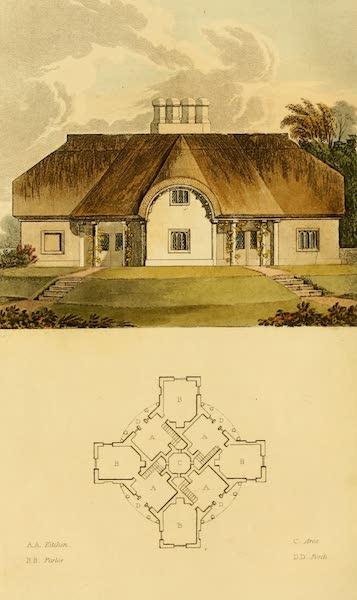 Rural Residences - Four Cottages (1818)