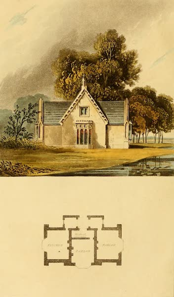 Rural Residences - A Bailiff's Cottage (1818)