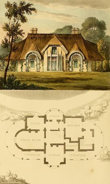 Rural Residences - Cottage Ornee [I] (1818)