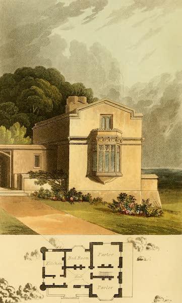 Rural Residences - Cottage Ornee [II] (1818)