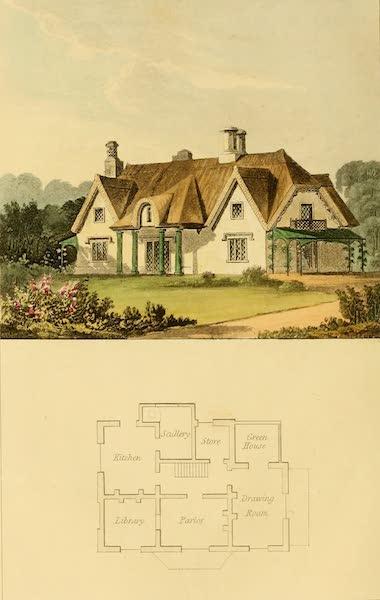 Rural Residences - A Cottage Orne [I] (1818)