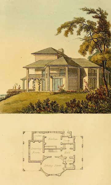 Rural Residences - Cottage Ornee [III] (1818)
