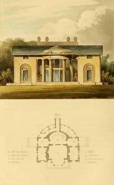 Rural Residences - A Village [I] (1818)