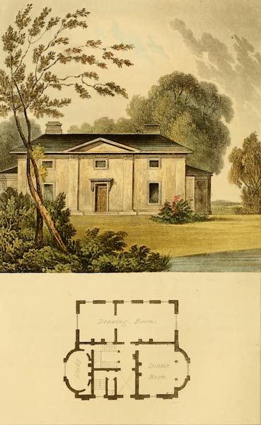 Rural Residences - A Village [II] (1818)