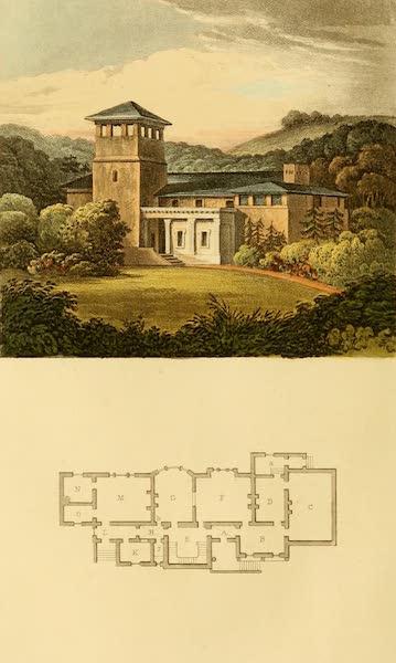 Rural Residences - A Village [III] (1818)