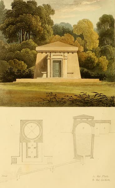 Rural Residences - An Ice House (1818)