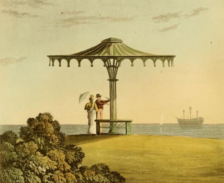 Rural Residences - Garden Seats [I] (1818)