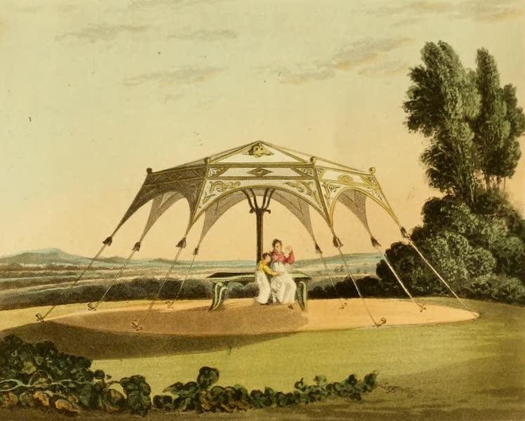 Rural Residences - Garden Seats [II] (1818)