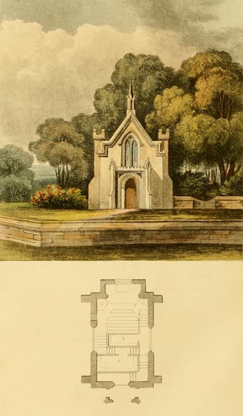 Rural Residences - A Domestic Chapel (1818)