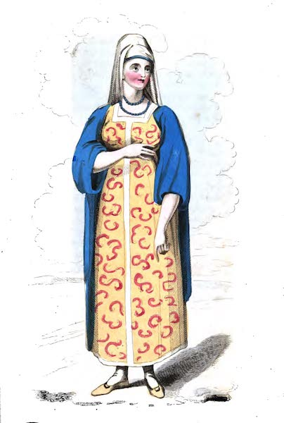 Russia: Being a Complete Picture of that Empire - A Merchants Wife (1817)