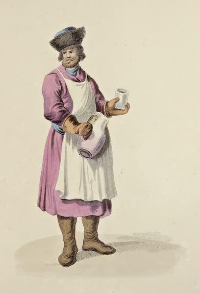 Russian Cries - Krass Phoroche or Cranberry Liquor god (1809)